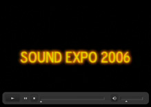 Filmato Sound Expo 2006 (11,1 mb)